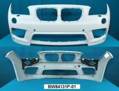 Бампер. BMW X1, E84