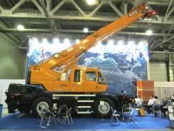 Kato KR-25H-V7. Кран колесный KATO KR-25H-V7 (SR-250R), 7 545 куб. см., 25 000 кг., 45 м.