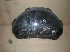 Панель приборов Peugeot 206 1998-2008