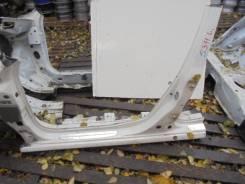 Порог со стойкой левый Renault Latitude 2010-