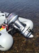 Seapro. Год: 2014 год, длина 3,40м., двигатель подвесной, 15,00л.с., бензин