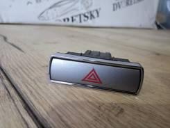Кнопка включения аварийной сигнализации. Ford S-MAX