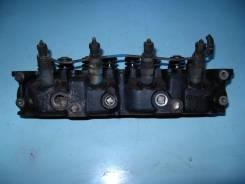 Головка блока цилиндров. Nissan Vanette, VUGJC22 Nissan Vanette Largo, VUGJC22 Двигатель LD20