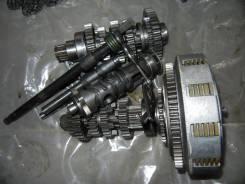 Коробка передач, корзина, сцепление для Kawasaki ZZR-250 GPX250 KLE250