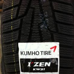 Kumho I'Zen KW31. Зимние, без шипов, 2015 год, без износа, 1 шт
