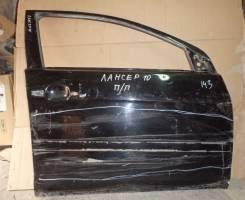 Дверь боковая. Mitsubishi Lancer X Mitsubishi Lancer