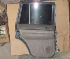 Дверь боковая. Nissan Patrol, Y61