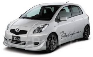 Обвес кузова аэродинамический. Toyota Vitz, NCP95, SCP90, NCP91, KSP90