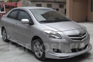 Обвес кузова аэродинамический. Toyota Belta