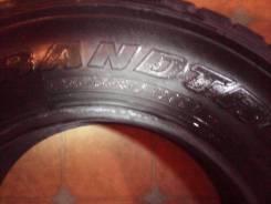 Dunlop Grandtrek SJ5. Зимние, без шипов, износ: 80%, 3 шт