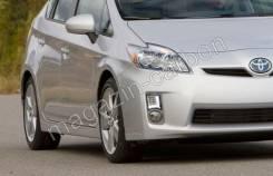 Ходовые огни. Toyota Prius, ZVW30, NHW20, ZVW30L Двигатели: 2ZRFXE, 1NZFXE