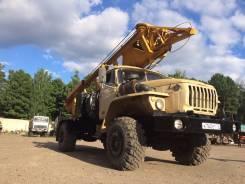 Урал 43206. Автобуровая МРК-800, 11 150 куб. см.