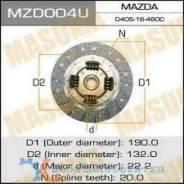 Диск сцепления. Mazda Laser, BG8RF, BF7VF, BF5VF, BF3VF, BG6RF, BF6MF, BG3PF, BG8PF, BG5PF, BG6PF, BG7PF Mazda Familia, BW3W, BG6R, BG3P, BWMR, BW5W...