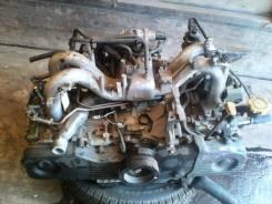 Двигатель. Subaru Impreza