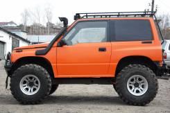Комплект увеличения клиренса. Suzuki Vitara Suzuki Escudo
