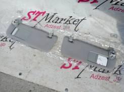Кронштейн козырька солнцезащитного. Toyota Mark X, GRX120, GRX121, GRX125