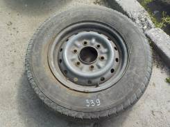 Диск с резиной Dunlop SP175, 175R14LT