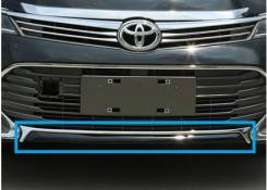 Молдинг на бампер. Toyota Camry. Под заказ