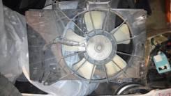 Вентилятор охлаждения радиатора. Mazda Demio, DY3W