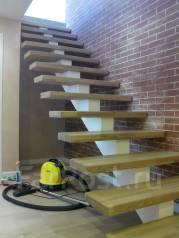 Лестницы. Проектирование и изготовление.