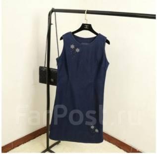Платья джинсовые. 44, 46, 48, 50