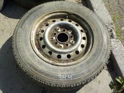 Bridgestone Blizzak MZ-01. Зимние, шипованные, износ: 30%, 1 шт