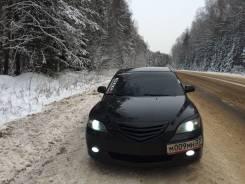 Подиум. Mazda Mazda3, BK Двигатели: MZR, Z6, ZJVE, MZCD, Y601, L3VE, LF17