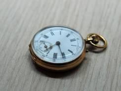 Золотые женские карманные часы. 100 лет. Прикоснись к истории. Оригинал