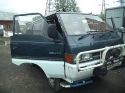 Mitsubishi Delica. P35W, 4D56
