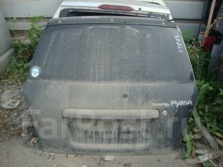 Дверь багажника. Daihatsu Pyzar, G301G, G303G, G311G Двигатели: HDEP, HEEG