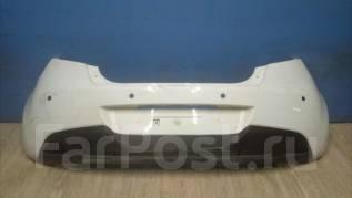 Бампер. Mazda Mazda2