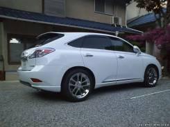 Обвес кузова аэродинамический. Lexus