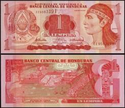 Лемпира Гондурасская.