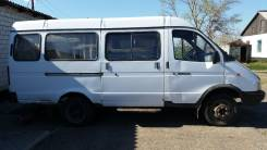 ГАЗ 322132. Продается пассажирская газель, 2 445 куб. см., 10 мест