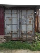 Сдам контейнер 20' на охраняемой территории видеонаблюдерие. 15 кв.м., улица Олега Кошевого 1а/2, р-н Чуркин. Дом снаружи