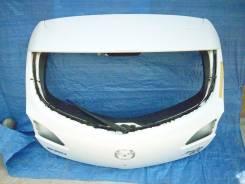 Дверь багажника. Mazda Axela, BL3FW, BLEAW, BL5FW, BLFFW Mazda Mazda3, BL