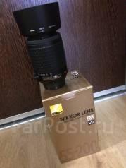 Продаётся новый Объектив Nikon AF-S 55-200mm f4-5.6 G If-ED DX. диаметр фильтра 52 мм