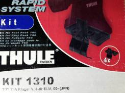 Крепёжный комплект для багажника Thule1310 Toyota Kluger V, 5-dr SUV, 00- (JPN)