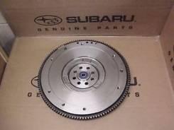 Маховик. Subaru Forester, SG5, SH5 Subaru Legacy, BL5, BM9, BP5 Subaru Impreza, GDA, GGA, GH8 Двигатели: EJ205, EJ204, EJ20Y, EJ255, EJ20X