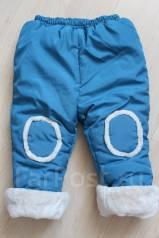 Детские теплые штаны. Рост: 86-98 см