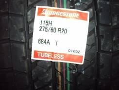 Bridgestone Dueler H/T D684. Летние, 2016 год, без износа, 1 шт