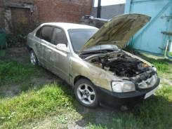 Hyundai Verna. G4FK