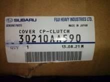 Корзина сцепления. Subaru Legacy, BH9, BP5, BL5 Subaru Forester, SHJ, SH5, SG5 Двигатели: EJ254, EJ203, EJ204, EJ202, EJ20A