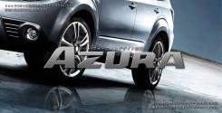 Zeta Azura. Летние, без износа, 1 шт. Под заказ