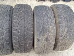 Dunlop Grandtrek AT2. Всесезонные, 2002 год, износ: 40%, 4 шт