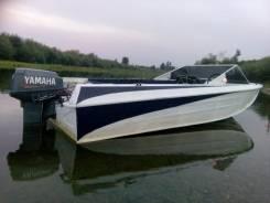 Ока-4. двигатель подвесной, 25,00л.с., бензин