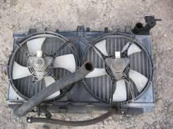 Радиатор охлаждения двигателя. Nissan Pulsar, N14