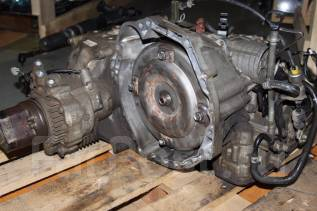АКПП. Nissan Wingroad Двигатель QG18DE