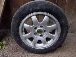 Колесо. Audi A6, C5