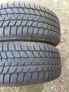 Bridgestone Blizzak LM-25 4x4. Зимние, 2013 год, износ: 20%, 2 шт